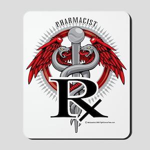 Pharmacist-Caduceus Mousepad