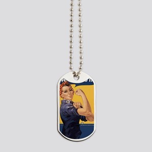 we-can-do-it_y Dog Tags