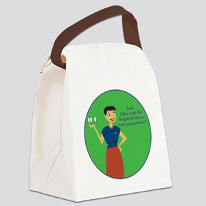 WBBR Canvas Lunch Bag