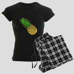 Psych - Pineapple Women's Dark Pajamas