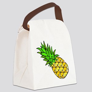 Psych - Pineapple Canvas Lunch Bag