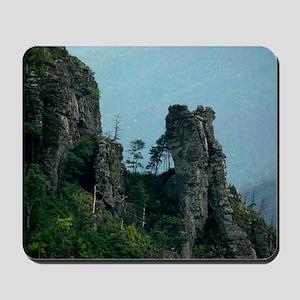 Rock Tower Mousepad