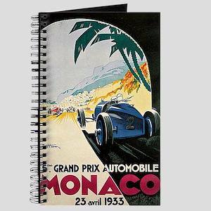 Monaco 5th Grand Prix Automobile 1933 1 Journal