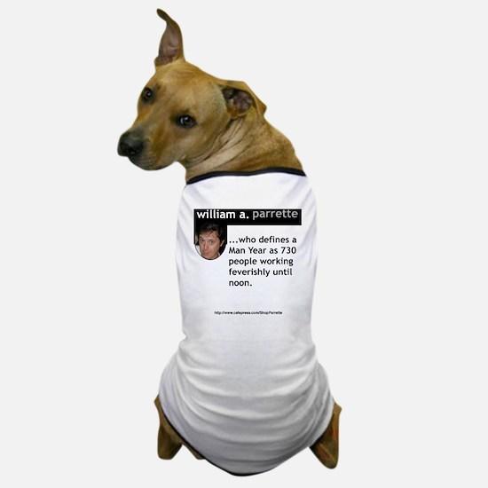 ManYear Dog T-Shirt