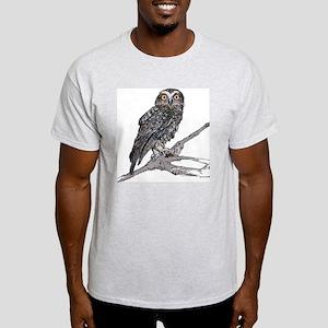 Southern Boobook Owl Light T-Shirt