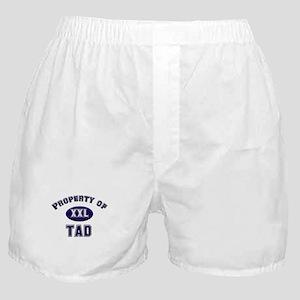 Property of tad Boxer Shorts