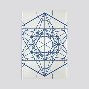 hb-metatron Rectangle Magnet