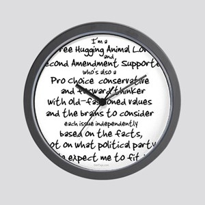 independent_thinker_1_trans Wall Clock