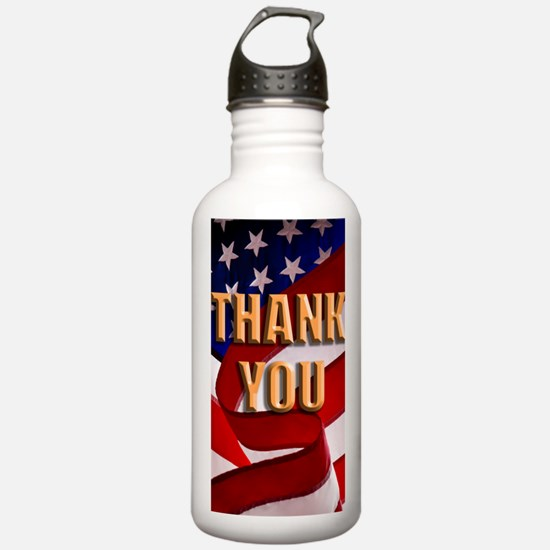 BANNER  Water Bottle