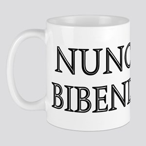 NUNC EST BIBENDUM Mug