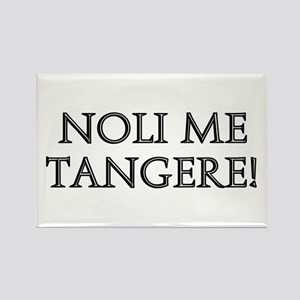 NOLI ME TANGERE Rectangle Magnet