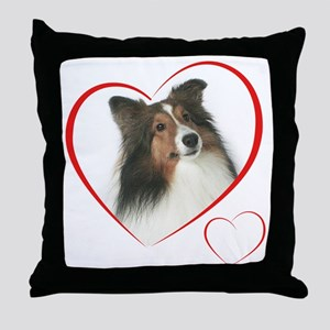 DuncanLovePlain Throw Pillow