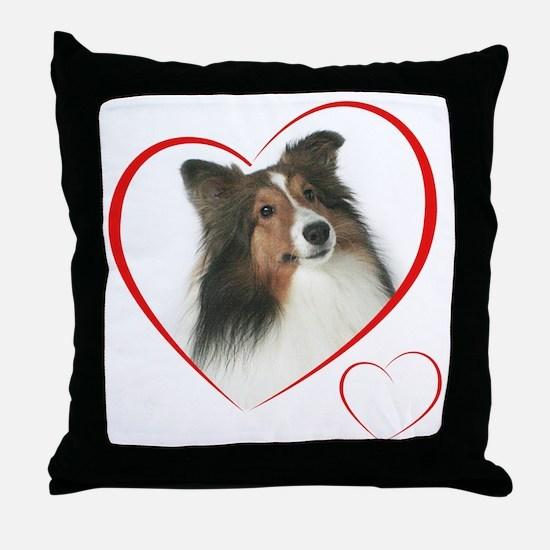 DuncanLovePlain Throw Pillow