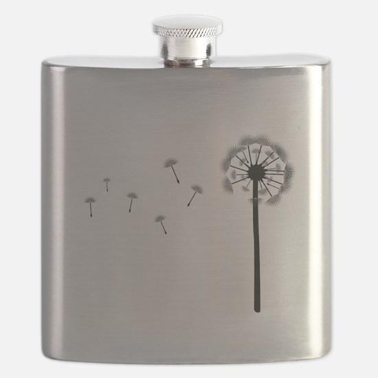 Dandelion Flask