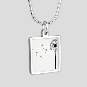 Dandelion Necklaces