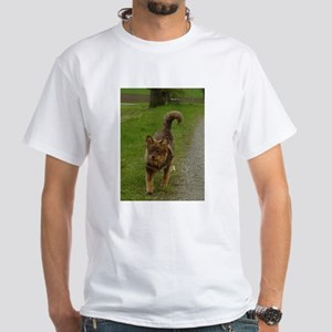 finnish lapphund in motion T-Shirt
