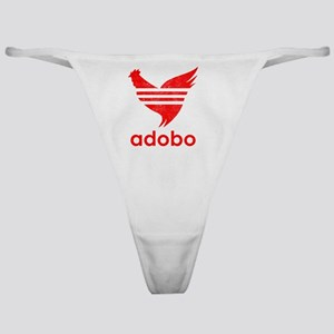adob-red Classic Thong
