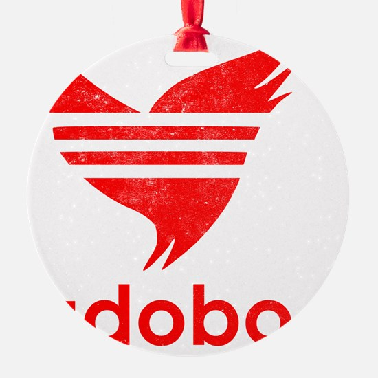 adob-red Ornament