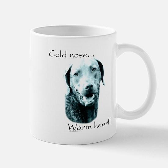 Chessie Warm Heart Mug