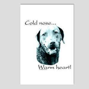 Chessie Warm Heart Postcards (Package of 8)