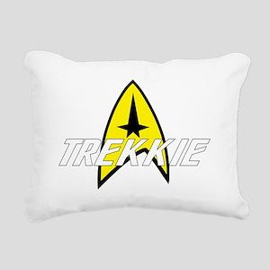 TrekkieA NEW Rectangular Canvas Pillow
