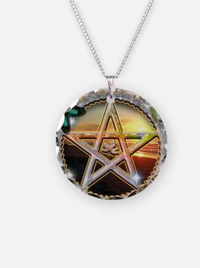 HARMONY-PENTACLE LG Necklace