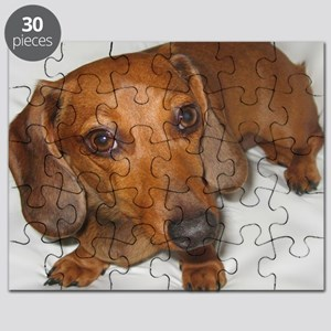 Dachshund note cards Puzzle
