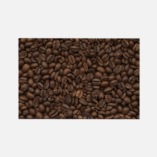 coffee_beans Rectangle Magnet