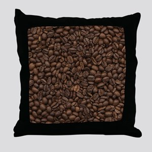 coffee_beans Throw Pillow