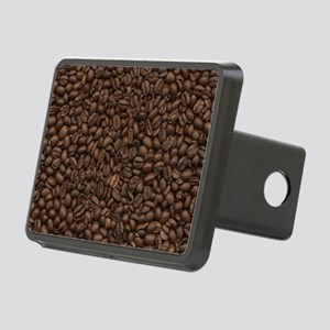 coffee_beans Rectangular Hitch Cover