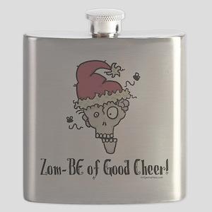 zombieofgoodcheer Flask