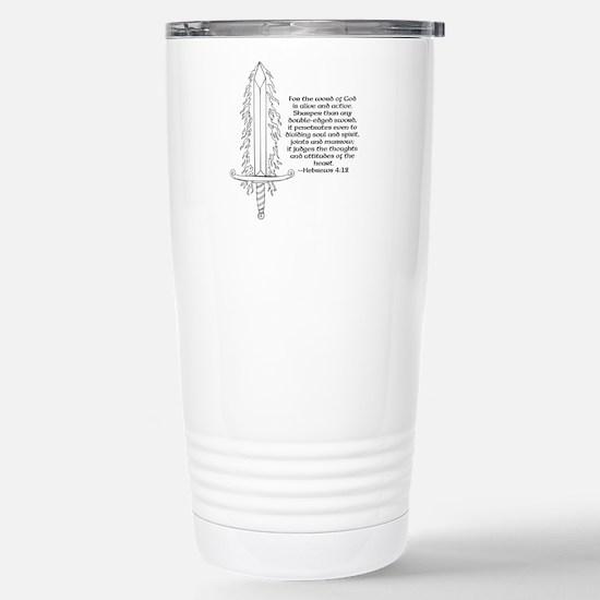 Hebrews 4:12 Mugs