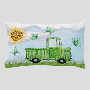 Harvest Moons Classic Truck Pillow Case