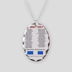 koreancamden2 copy Necklace Oval Charm