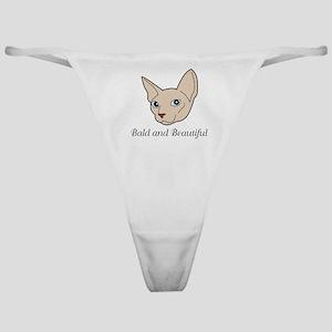 Baldy Cat Classic Thong