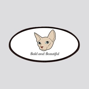 Baldy Cat Patches