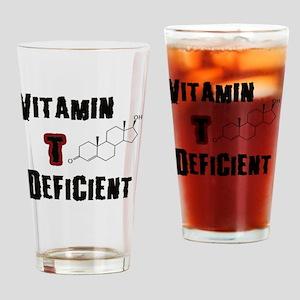vitamint2 Drinking Glass