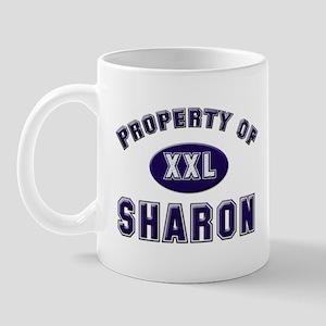 Property of sharon Mug