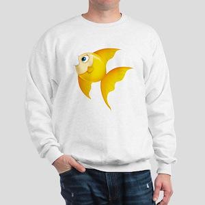 Golden Fish Sweatshirt