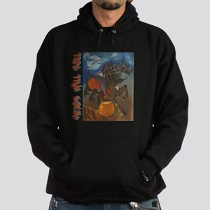 heads will roll Hoodie (dark)