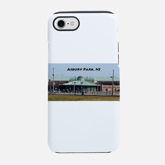 Asbury Park NJ Carousel iPhone 7 Tough Case
