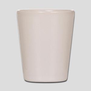 Akita10 Shot Glass