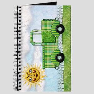 Harvest Moons Classic Truck Journal
