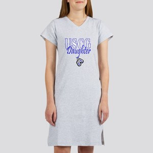 USCG Dog Tag Daughter T-Shirt
