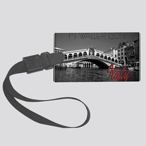 CoverBW Large Luggage Tag