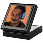 Baby Aviator Keepsake Box