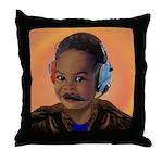 Baby Aviator Throw Pillow