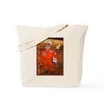 BabyAviator Astronaut Tote Bag
