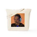 BabyAviator Red Tail Tote Bag