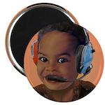 Baby Aviator Magnet